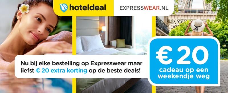 Banner HotelDeal.nl