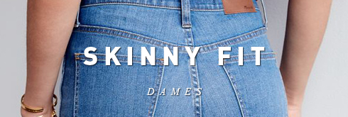 Skinny Fit jeans dames