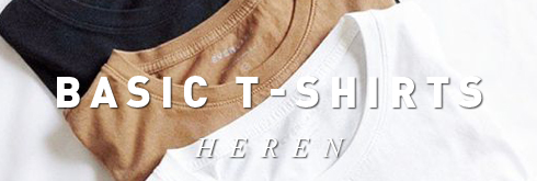 Heren basic shirts