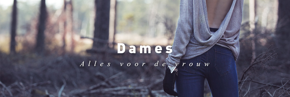 Dames shirts en tops