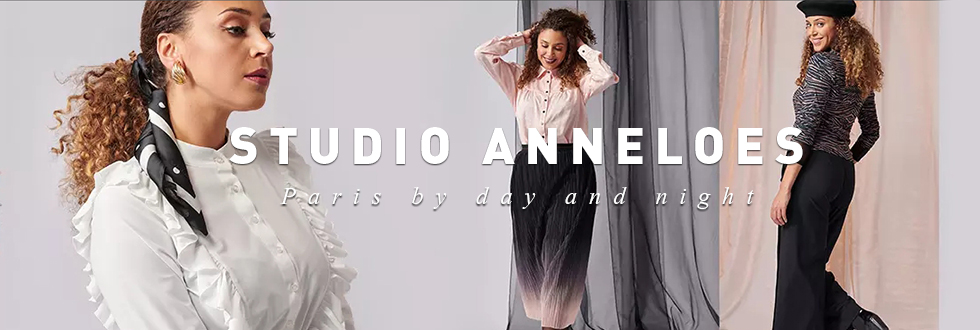 Studio Anneloes Paris by day and night