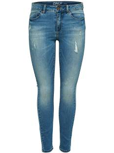 Only Jeans Only ONLCARMEN REG SK DNM JEANS Skinny Fit bj8191-1 medium blue denim