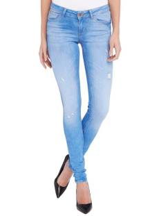 Pure White Jeans Pure White THE JAZZ L0002 Skinny Fit 035 blue