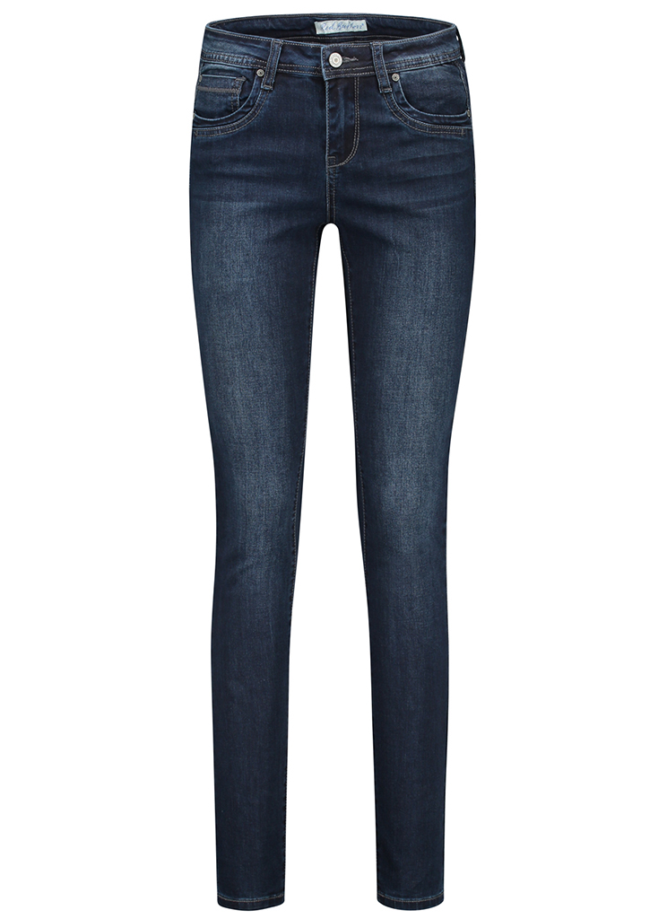 Red Button dames Jeans SRB3401 JIMMY 34/30 Blauw