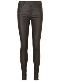 Vero Moda VMSEVEN NW SS SMOOTH COATCLR Skinny Fit peat 10160210