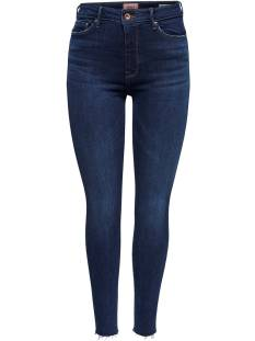Only Jeans Only ONLPAOLA HW SK DNM JEANS Skinny Fit dark blue 15165780