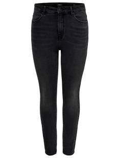 Only Jeans Only ONLMILA HW SKINNY ANK BB Skinny Fit black bj13776