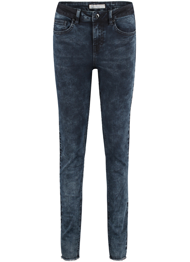 Red Button dames Jeans SRB2753 SOFIE SKINNY 34 Blauw