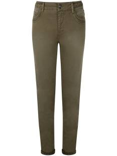 Tramontana Jeans Tramontana D03-95-103 SKINNY TWILL CABLE Skinny Fit 6200 olive
