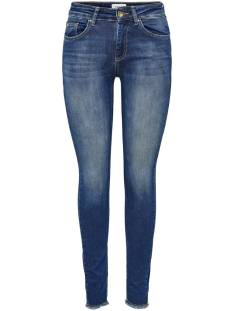 Only ONLBLUSH LIFE MD SK AK RW Skinny Fit rea168 dark blue denim 15209617