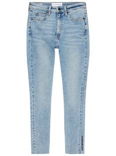 Calvin Klein Jeans Calvin Klein J20J216295 HIGHRISE SKINNY ANKLE Skinny Fit 1aa denim light