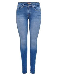 Only Jeans Only ONLBLUSH LIFE MID SKINNY Skinny Fit rea12187 medium blue 15225794