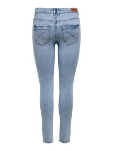 Only ONLPAOLA LIFE HW SKINNY ANK AZG8 Blauw