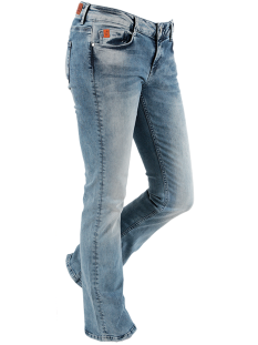 M.O.D. Jeans M.O.D. SINA BOOTCUT FIT AU20-2000 Bootcut 2624 mirtoon blue