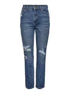 Only Jeans Only ONLEMILY LIFE HW ST C AN DT MAE1 Loose Fit medium blue denim 15205442