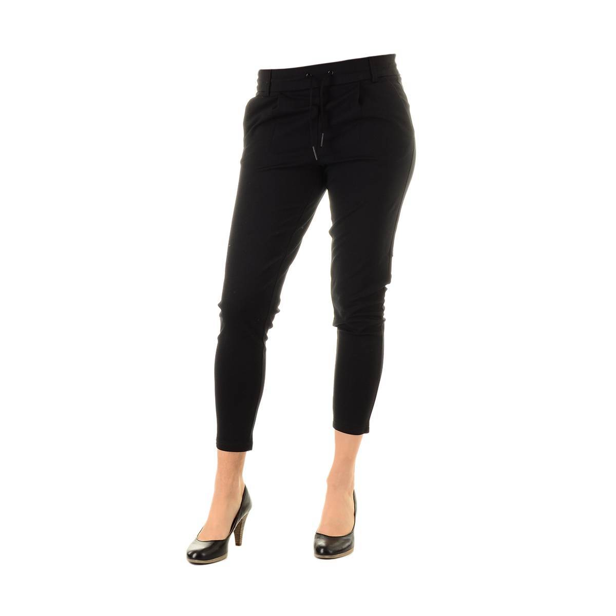 Only ONLPOPTRASH EASY COLOUR PANT Zwart