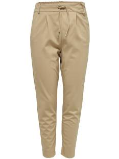 Only ONLPOPTRASH EASY COLOUR PANT Broek desert taupe