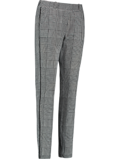 Studio Anneloes Broek Studio Anneloes ZOE PRINCE TROUSER 01652 Broek 1190 off white/black