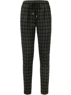 Dayz Broek Dayz NIZZA Broek green multi check