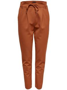 Only ONLPOPTRASH EASY COLOUR PANT Broek ginger bread 15115847