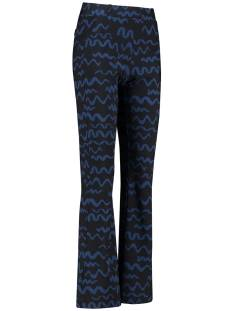 Studio Anneloes Broek Studio Anneloes Flair small twirl trousers 04863 Broek 6967 darkblue/classicblue