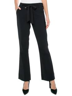 ZIP73 Broek ZIP73 143/05 BROEK FLAIR Broek 01 zwart