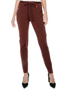 ZIP73 Broek ZIP73 118/02 BROEK RITSJE Broek 07 rusty brown
