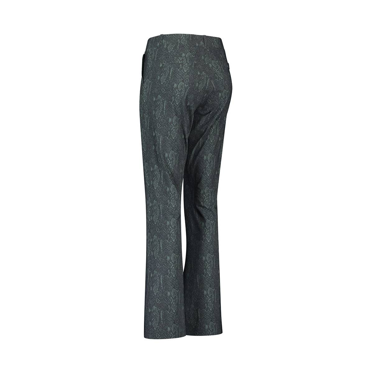 Studio Anneloes Flair snake trousers 05052 Grijs