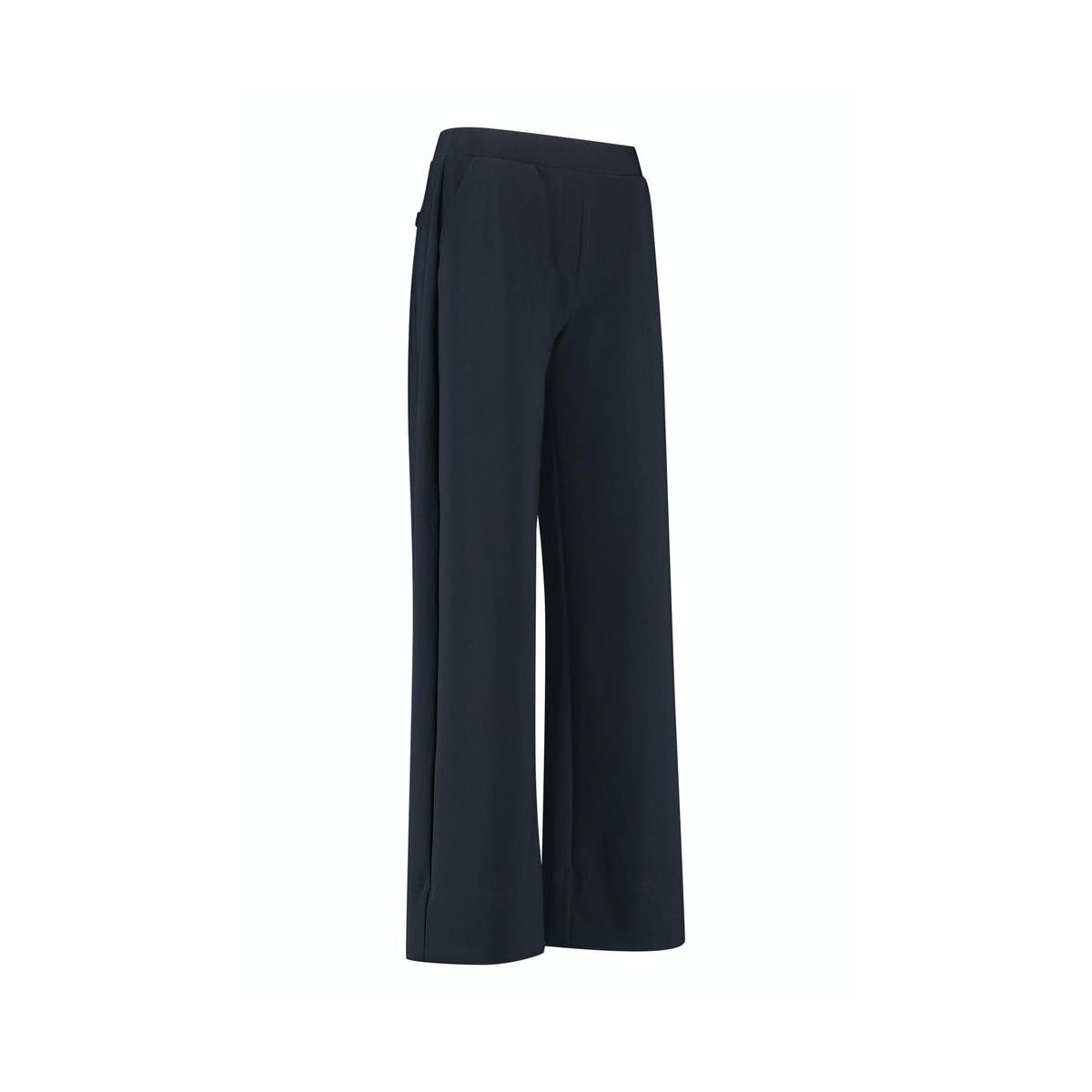 Studio Anneloes Valerie bonded trousers 05156 Blauw