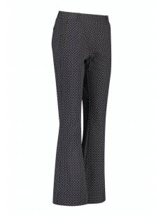 Studio Anneloes Flair minimal trousers 05126 Broek 6990 dark blue/black