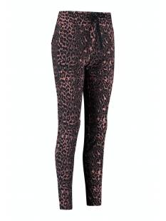 Studio Anneloes Road big leo trousers 05139 Broek 6986 dark blue/coffee