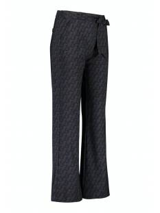 Studio Anneloes Marilyn retro trouser 05129 Broek 6990 dark blue/black