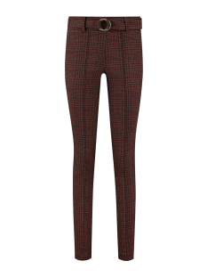 Helena Hart 7260GALLE CHINO WOVEN Broek burned