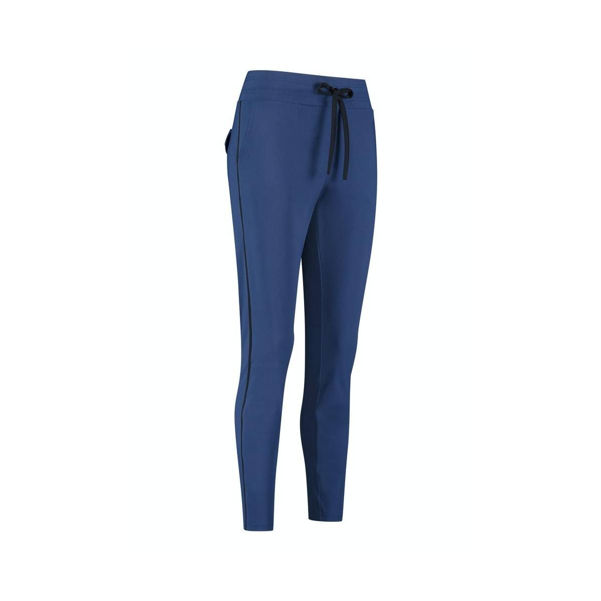 Studio Anneloes Road trousers 05325 Blauw