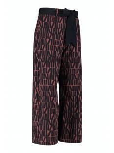Studio Anneloes Charlotte big letter tr 05364 Broek 3969 wine red/dark blue