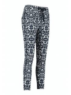 Studio Anneloes Upline bazaar trousers 05676 Broek 1169 off white/dark blue