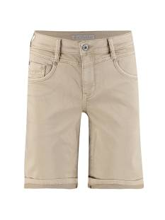 Red Button Broek Red Button SRB2797 Relax short jog Korte Broeken  hazelnut