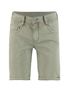 Red Button Broek Red Button SRB2797 Relax short jog Korte Broeken  khaki