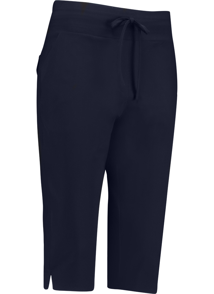 Studio Anneloes dames Broeken UPSTAIRS CAPRI TROUSER 01792 XL Blauw