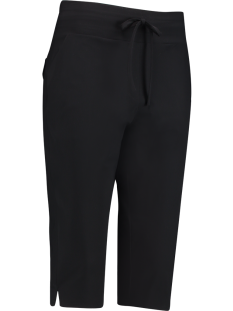 Studio Anneloes Broek Studio Anneloes UPSTAIRS CAPRI TROUSER 01792 Capri 9000 black