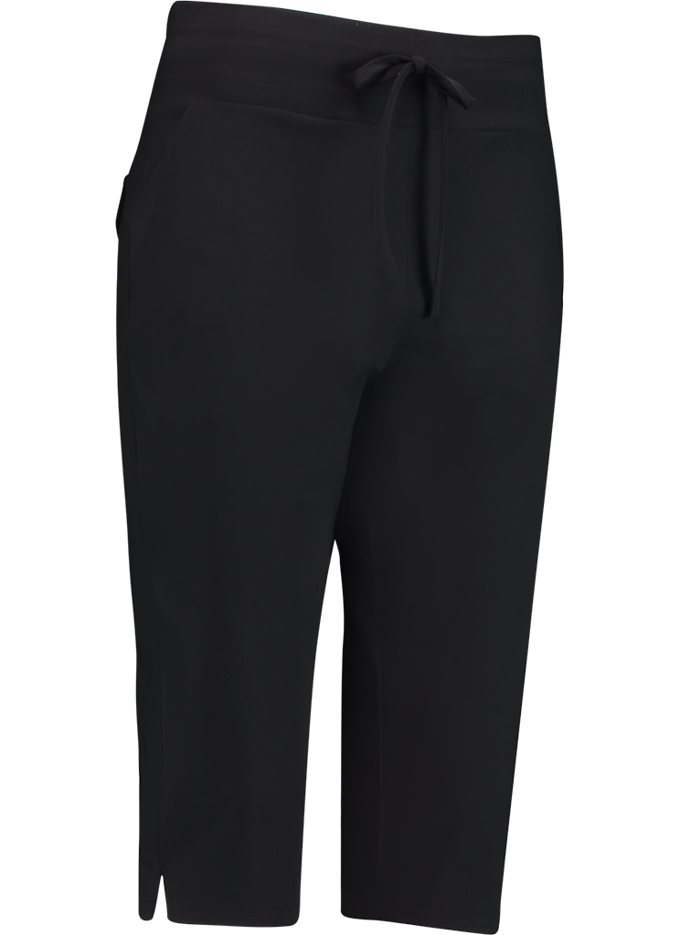 Studio Anneloes dames Broeken UPSTAIRS CAPRI TROUSER 01792 XL Zwart