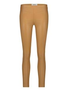 Simple Broek Simple PEET PU-BI STRETCH 01 Legging soft pecan
