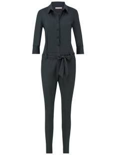 Studio Anneloes Broek Studio Anneloes ANGELIQUE JUMPSUIT 3/4 90544 Jumpsuit 9900 dark grey