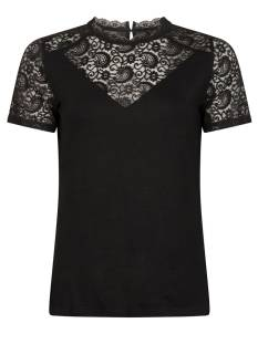 Tramontana Shirt en Top Tramontana C18-96-401 Dames T-Shirts en Tops 009000 black