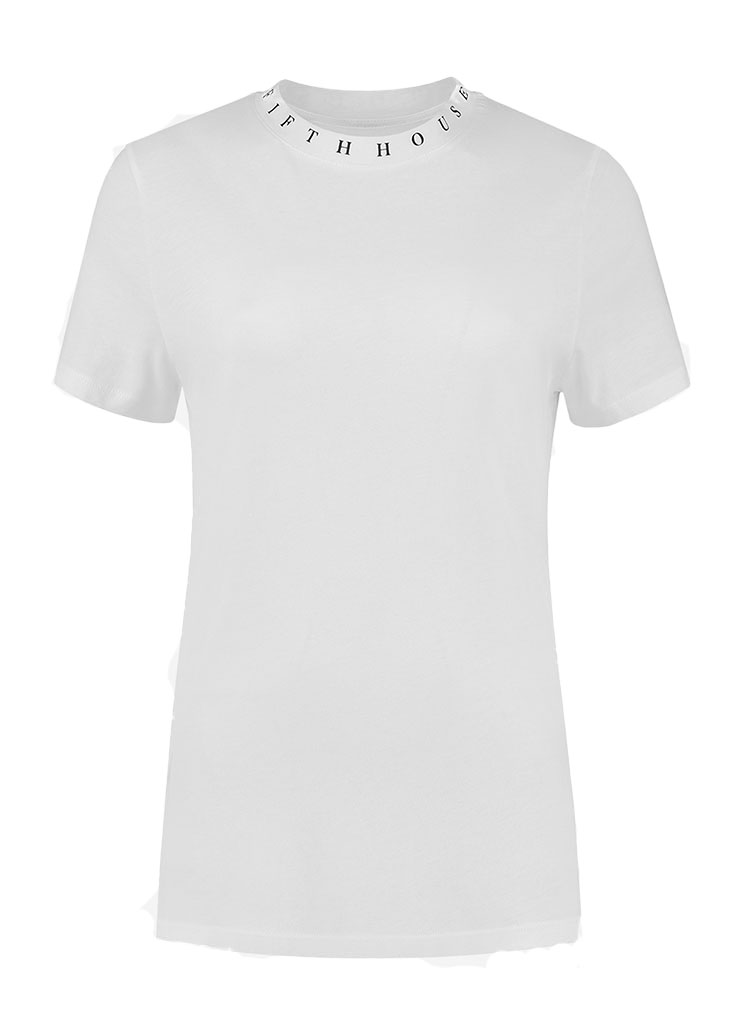 Fifth House dames Shirts en Tops FH 6-992 2102 34 Wit