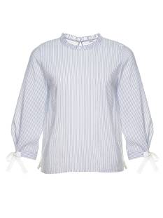 Opus Shirt en Top Opus FADINE BLUSE T-Shirt Lange mouw 6057 light breeze