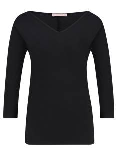 Studio Anneloes Shirt en Top Studio Anneloes ROLLER TOP 92717 T-Shirt Lange mouw 9000 black