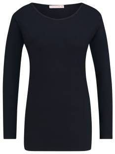 Studio Anneloes STUDIO TOP 92718 T-Shirt Lange mouw 6900 dark blue
