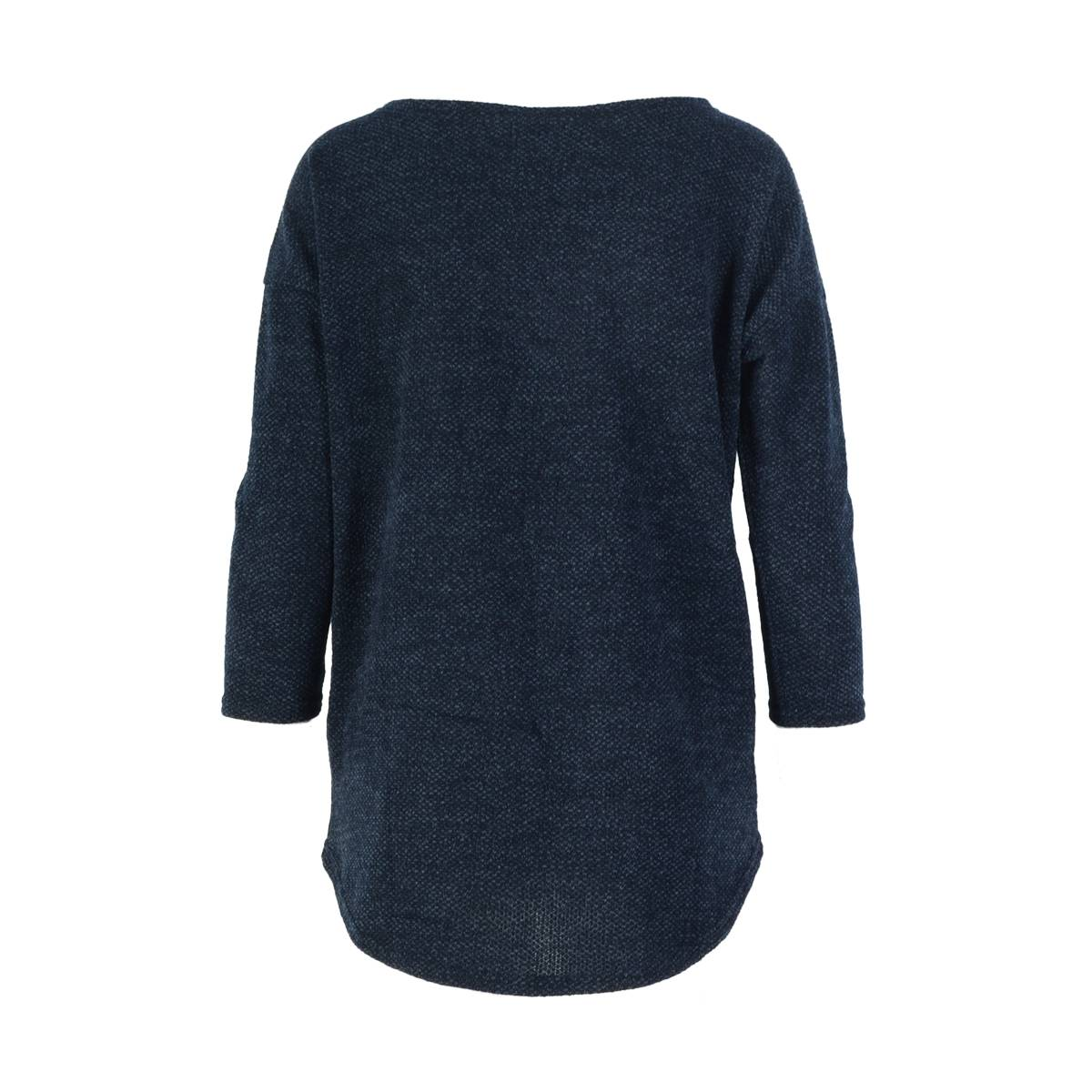 Only ONLALBA 3/4 TOP JRS Blauw