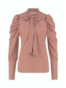 Studio Anneloes Shirt en Top Studio Anneloes Lina shirt 05220 T-Shirt Lange mouw 5400 dusty rose